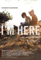 I'm Here - Movie Poster (xs thumbnail)