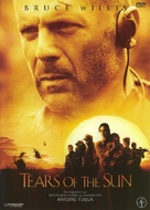 Tears Of The Sun - Norwegian DVD movie cover (xs thumbnail)
