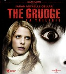 The Grudge - French Blu-Ray cover (xs thumbnail)
