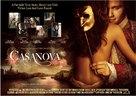 Casanova - British Movie Poster (xs thumbnail)