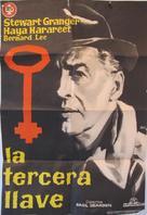 The Secret Partner - Italian Movie Poster (xs thumbnail)