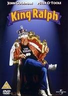 King Ralph - British DVD cover (xs thumbnail)