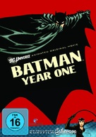 Batman: Year One - German DVD movie cover (xs thumbnail)