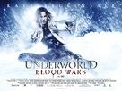 Underworld: Blood Wars - British Movie Poster (xs thumbnail)