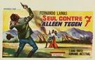 Duello nella sila - Belgian Movie Poster (xs thumbnail)