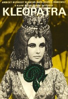 Cleopatra - Czech Movie Poster (xs thumbnail)