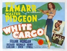 White Cargo - Movie Poster (xs thumbnail)