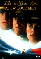 A Few Good Men - DVD cover (xs thumbnail)