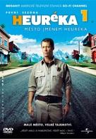 """Eureka"" - Czech DVD cover (xs thumbnail)"