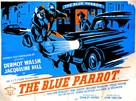 The Blue Parrot - British Movie Poster (xs thumbnail)