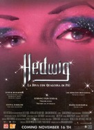 Hedwig and the Angry Inch - Italian Movie Poster (xs thumbnail)