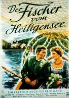 Der Fischer vom Heiligensee - German Movie Poster (xs thumbnail)