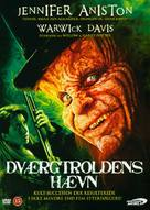 Leprechaun - Danish DVD cover (xs thumbnail)