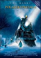 The Polar Express - Norwegian Movie Poster (xs thumbnail)