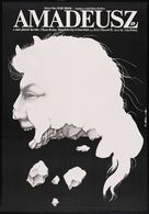 Amadeus - Polish Movie Poster (xs thumbnail)