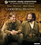 Good Will Hunting - Blu-Ray cover (xs thumbnail)
