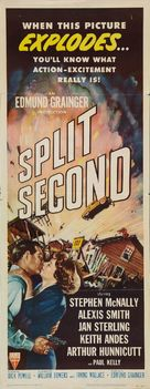 Split Second - Movie Poster (xs thumbnail)