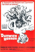 The Dunwich Horror - French Movie Poster (xs thumbnail)
