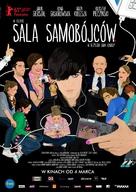Sala samobójców - Polish Movie Poster (xs thumbnail)