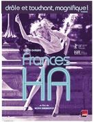 Frances Ha - French Movie Poster (xs thumbnail)