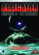 Alligator II: The Mutation - British Movie Cover (xs thumbnail)