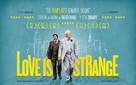 Love Is Strange - British Movie Poster (xs thumbnail)