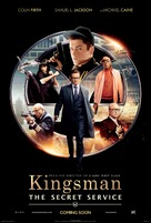 Kingsman: The Secret Service - Movie Poster (xs thumbnail)