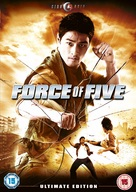 5 huajai hero - British DVD movie cover (xs thumbnail)