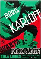 Black Friday - Swedish Movie Poster (xs thumbnail)