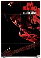 Jimi Hendrix at the Isle of Wight - German Movie Poster (xs thumbnail)