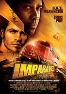 Unstoppable - Portuguese Movie Poster (xs thumbnail)