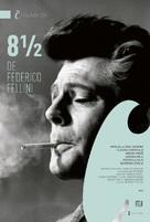 8½ - Brazilian Re-release movie poster (xs thumbnail)