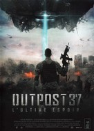 Outpost 37 - French DVD movie cover (xs thumbnail)