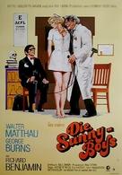 The Sunshine Boys - German Movie Poster (xs thumbnail)