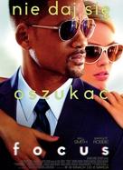 Focus - Polish Movie Poster (xs thumbnail)