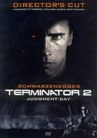 Terminator 2: Judgment Day - Finnish DVD cover (xs thumbnail)