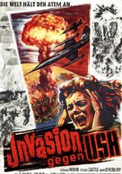 Invasion USA - German Movie Poster (xs thumbnail)