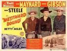Westward Bound - Movie Poster (xs thumbnail)
