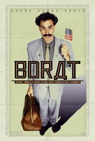 Borat: Cultural Learnings of America for Make Benefit Glorious Nation of Kazakhstan - Movie Poster (xs thumbnail)