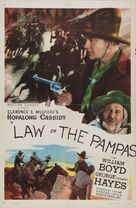 Law of the Pampas - Re-release poster (xs thumbnail)