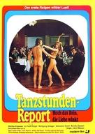 Tanzstunden-Report - German Movie Poster (xs thumbnail)