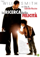 The Pursuit of Happyness - Italian Movie Poster (xs thumbnail)