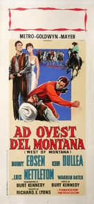 Mail Order Bride - Italian Movie Poster (xs thumbnail)