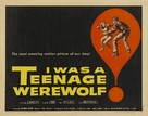 I Was a Teenage Werewolf - Movie Poster (xs thumbnail)