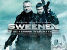 The Sweeney - British Movie Poster (xs thumbnail)