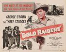 Gold Raiders - Movie Poster (xs thumbnail)