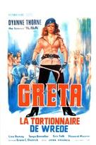 Ilsa: Absolute Power - Belgian Movie Poster (xs thumbnail)