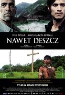 También la lluvia - Polish Movie Poster (xs thumbnail)