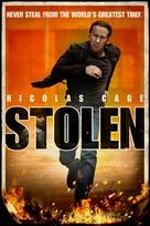 Stolen - DVD cover (xs thumbnail)