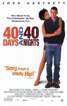 40 Days and 40 Nights - Movie Poster (xs thumbnail)